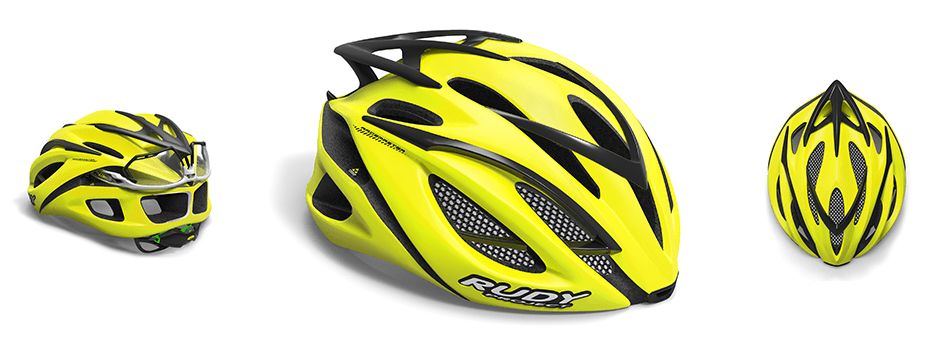 RACEMASTER Yellow Fluo